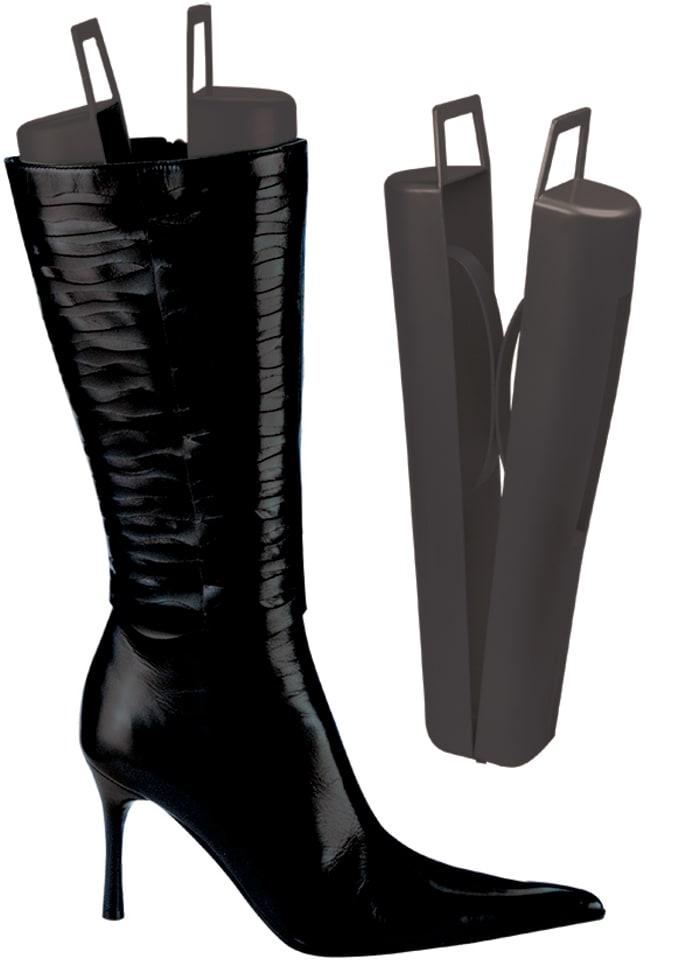 Black Boot Shaper Set of 2