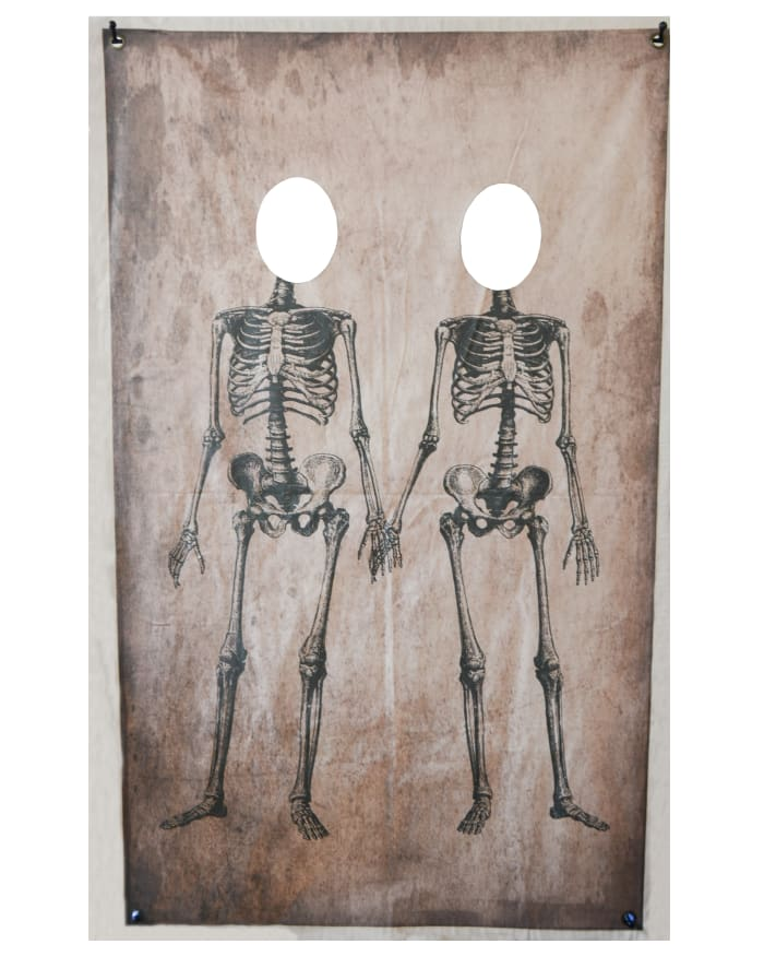 Skeletons Photo Banner