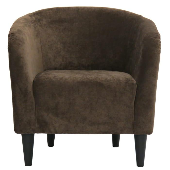 Lilian Rich Brown Tub Chair