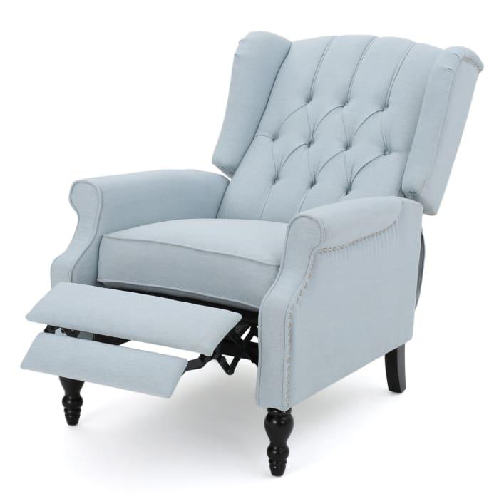 Sky Tufted Upholstered Recliner