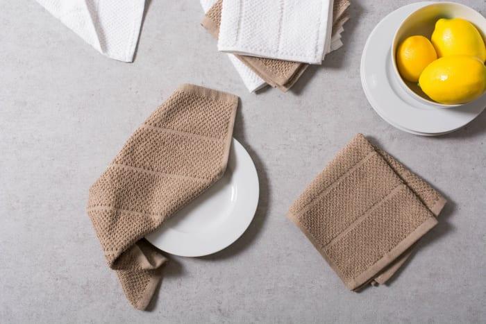 Assorted Sand Dishcloth Set