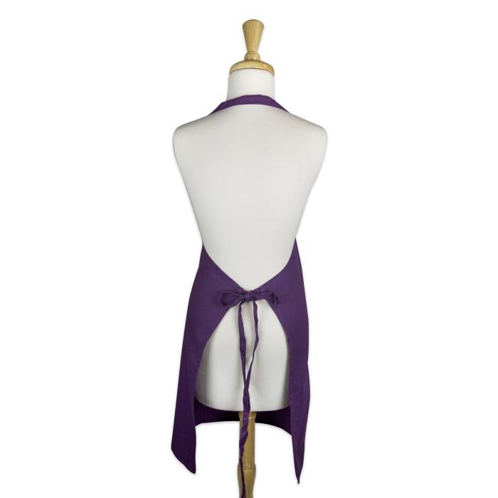 Purple Apron
