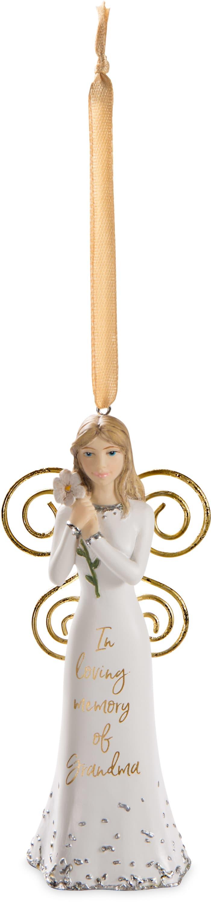 Grandma Memorial Angel Ornament