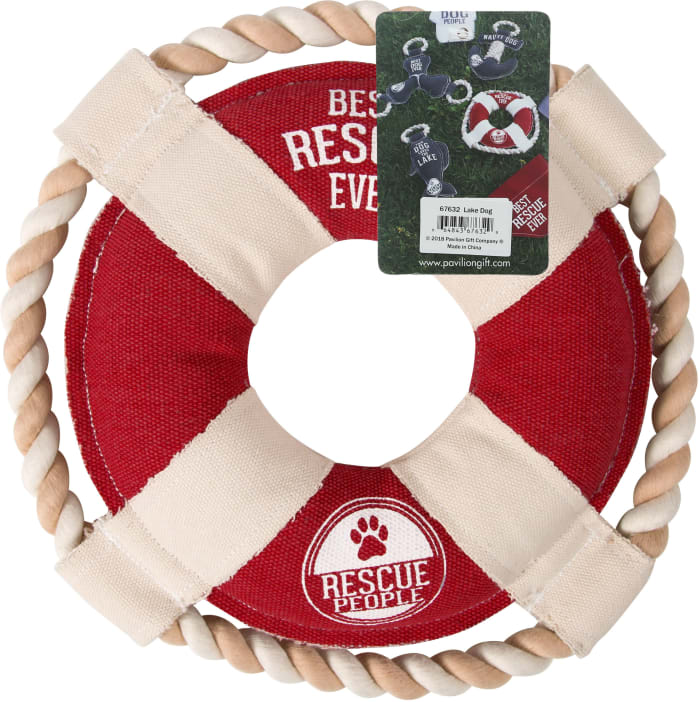 Best Rescue Ever Small Dog Toy