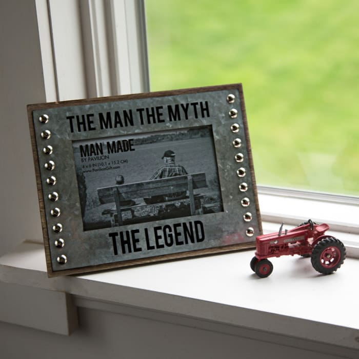 The Legend 4x6 Photo Frame