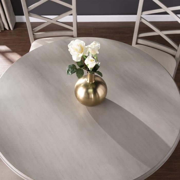 Antony Round Pedestal Dining Table