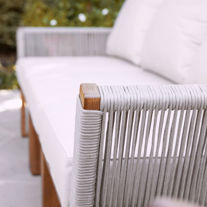 Asberry Outdoor 3-Seater Sofa