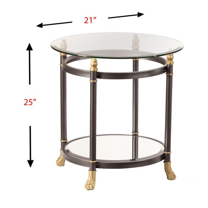 Wolverton End Table