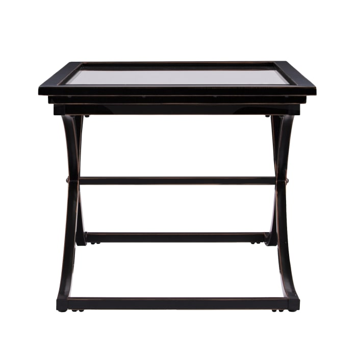 Atcher Cocktail Table - Black