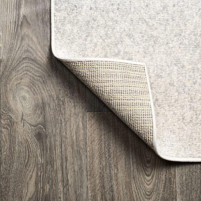 Shore Modern Gradient Gray and Cream 5' x 8' Area Rug