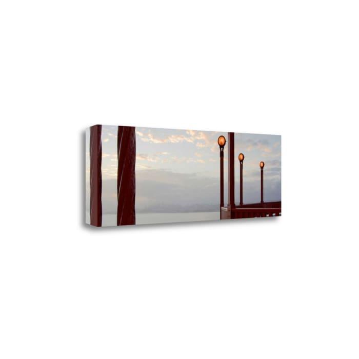 Golden Gate Bridge 41 By Alan Blaustein Wrapped Canvas Wall Art