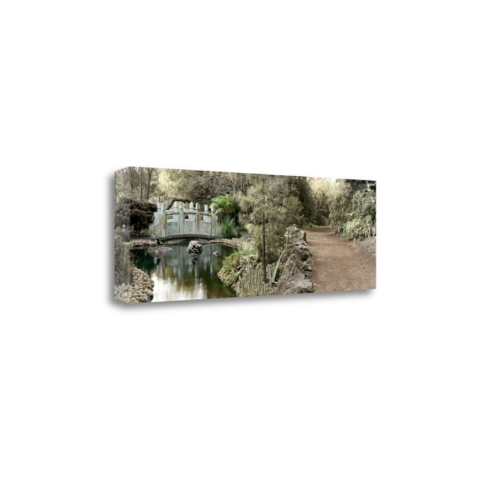 Golden Gate Park 11 By Alan Blaustein Wrapped Canvas Wall Art