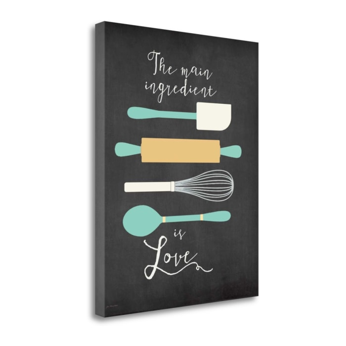 Main Ingredient By Jo Moulton Wrapped Canvas Wall Art