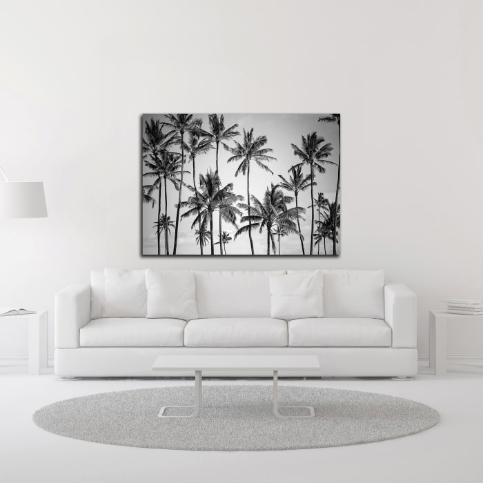 Palm Heaven by Design Fabrikken Wrapped Canvas Wall Art