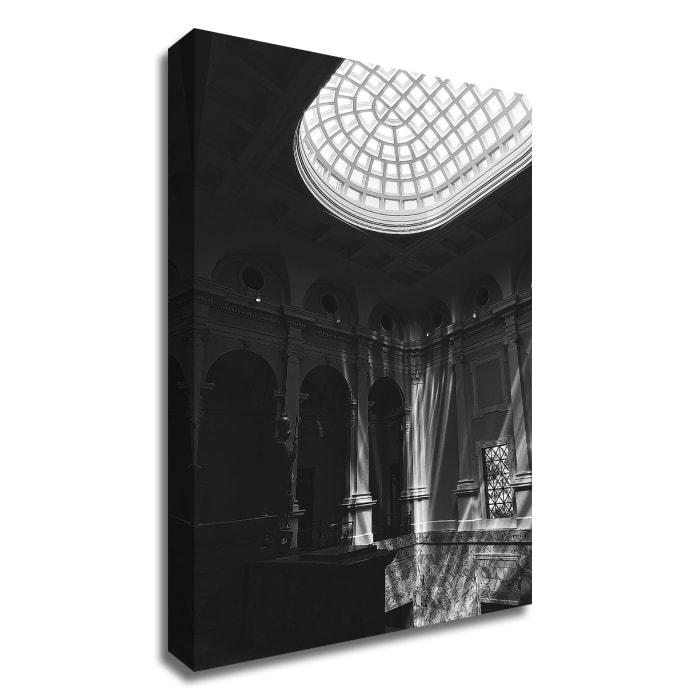 Window Light by Design Fabrikken Wrapped Canvas Wall Art