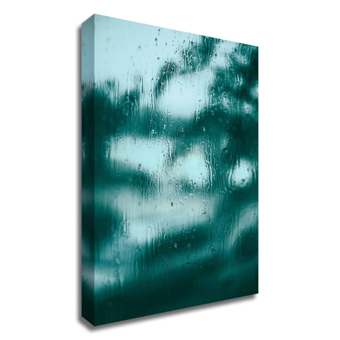 Blue Motion by Design Fabrikken Wrapped Canvas Wall Art