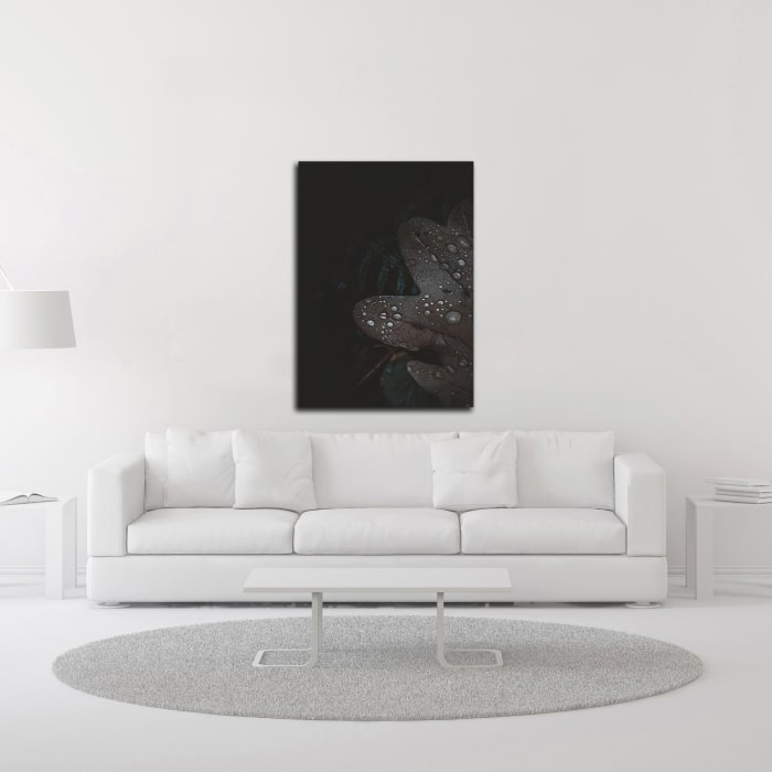 Secret 5 by Design Fabrikken Wrapped Canvas Wall Art