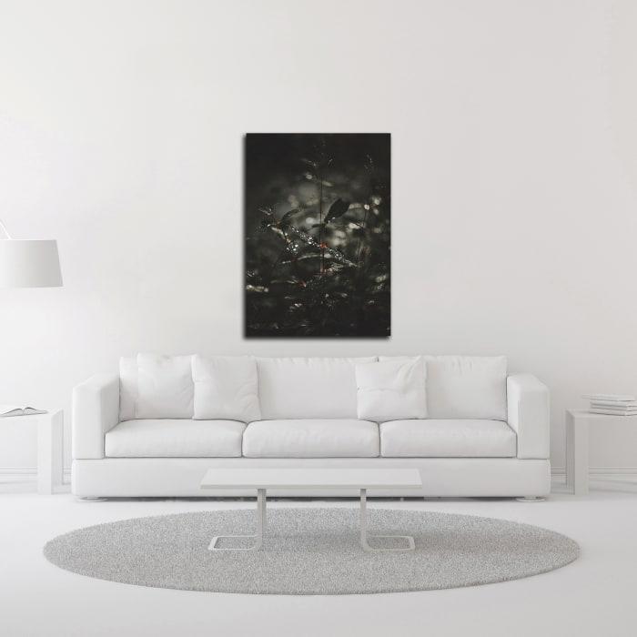 Secret 7 by Design Fabrikken Wrapped Canvas Wall Art