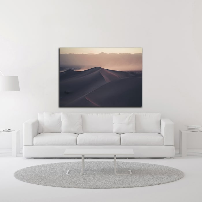 From This Day Forth by Design Fabrikken Wrapped Canvas Wall Art