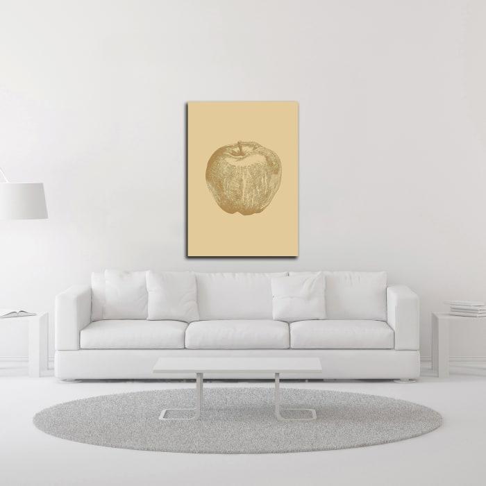 Botanica 4 by Design Fabrikken Wrapped Canvas Wall Art