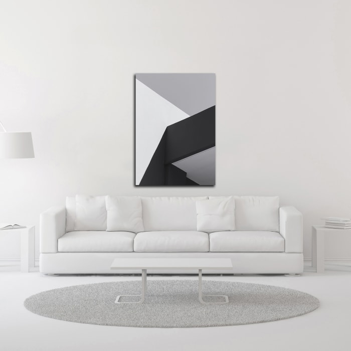 Architecture 1 by Design Fabrikken Wrapped Canvas Wall Art