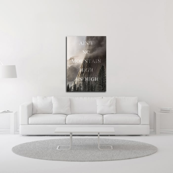 Bishop 2 by Design Fabrikken Wrapped Canvas Wall Art