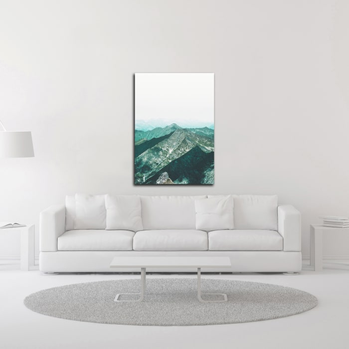 Bishop 16 by Design Fabrikken Wrapped Canvas Wall Art