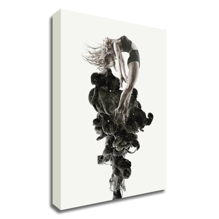Burst by Design Fabrikken Wrapped Canvas Wall Art