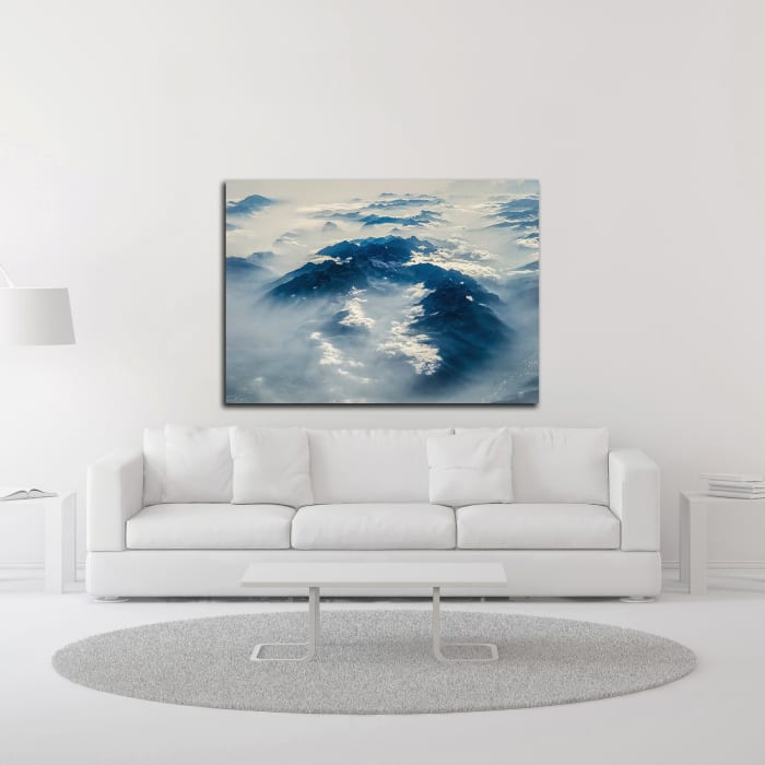 From Above 6 by Design Fabrikken Wrapped Canvas Wall Art