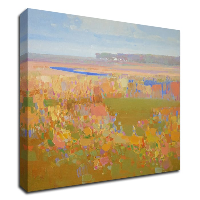 Fall by Vahe Yeremyan Wrapped Canvas Wall Art