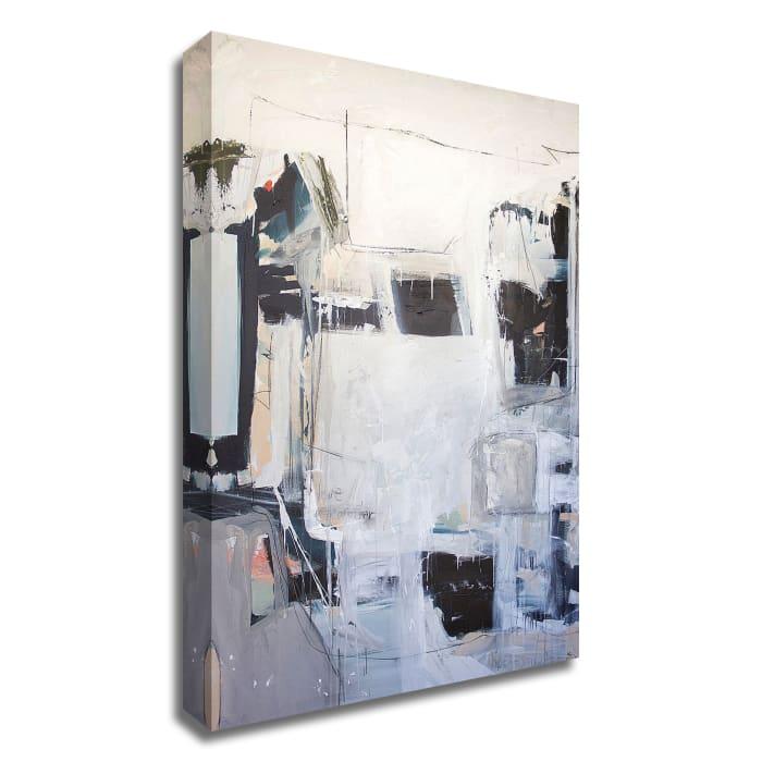 Feminine Intuition II by Kym De Los Reyes Wrapped Canvas Wall Art