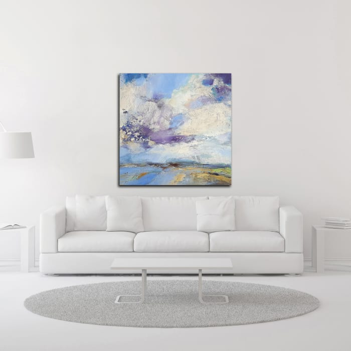 Brisk by Andrew Kinmont Wrapped Canvas Wall Art