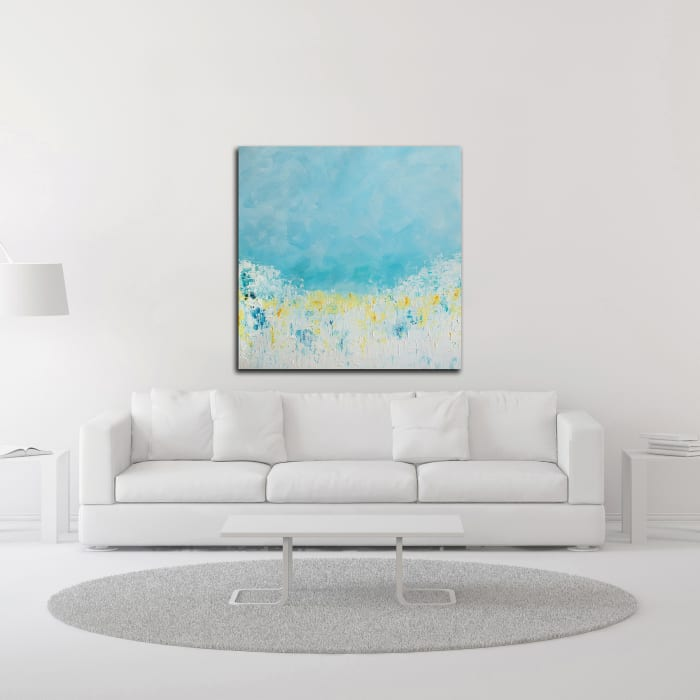 Sweet Bliss by KR Moehr Wrapped Canvas Wall Art