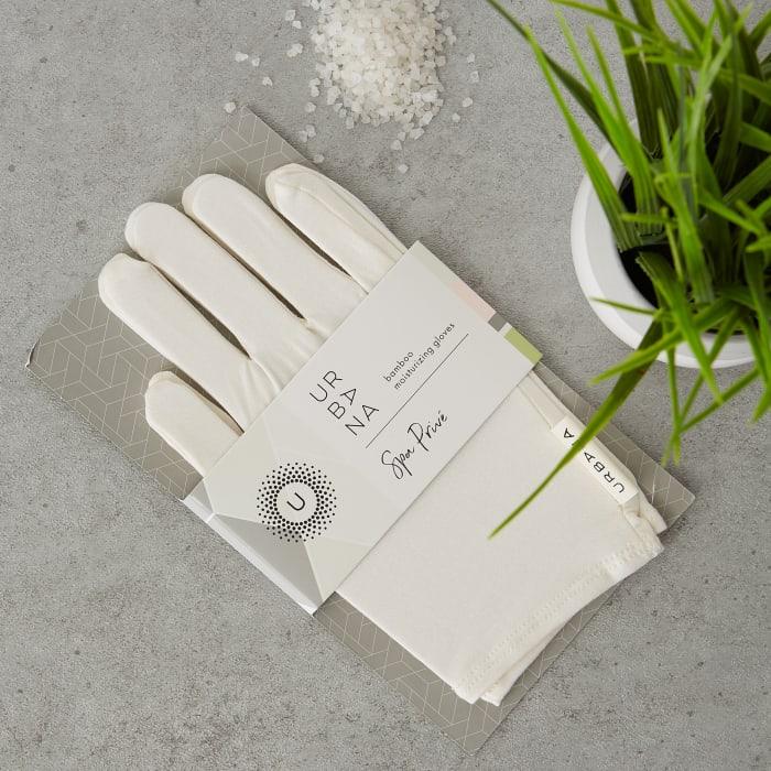 Spa Prive Moisturizing Gloves