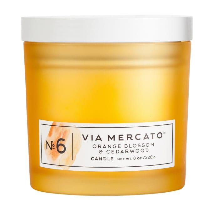 Via Mercato No. 6 Candle