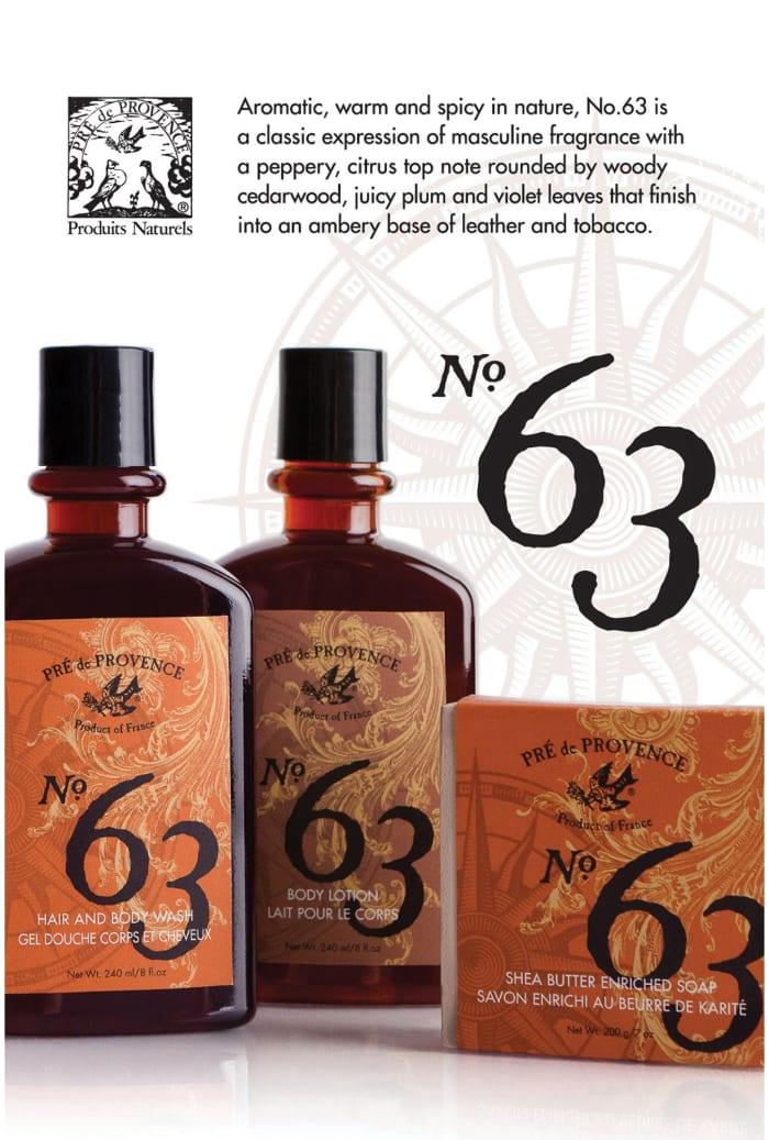 No. 63 Men's Eau De Toilet