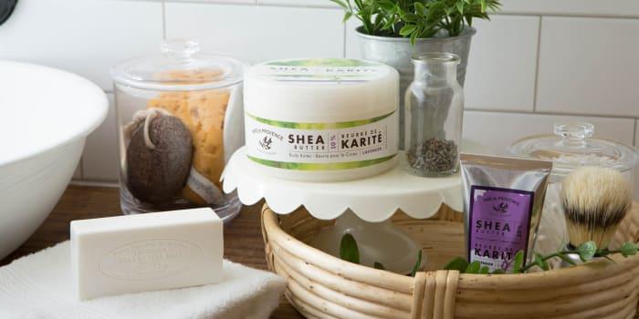 Shea Lavender Body Butter