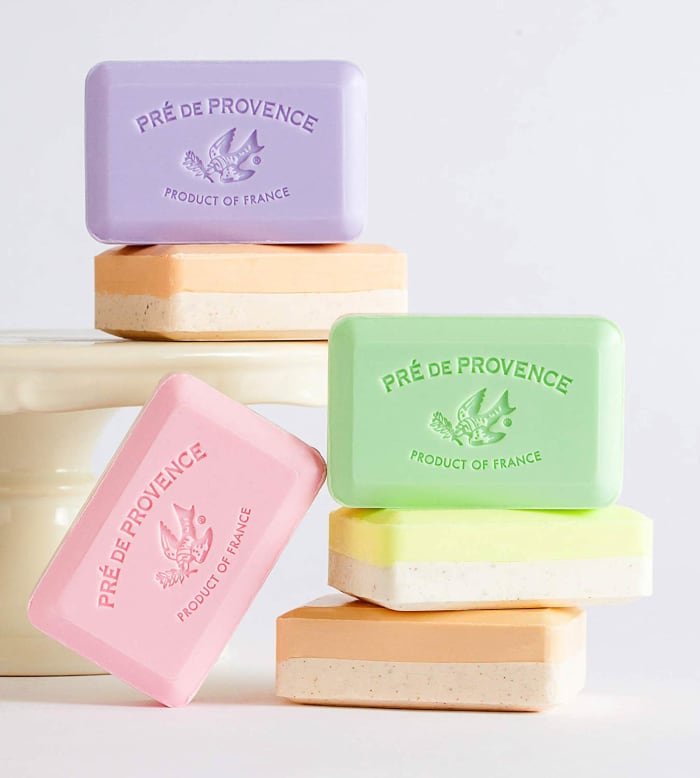 Take Two Fleurs Soap