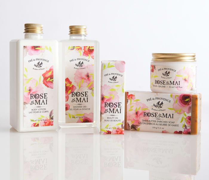 Rose De Mai Soap