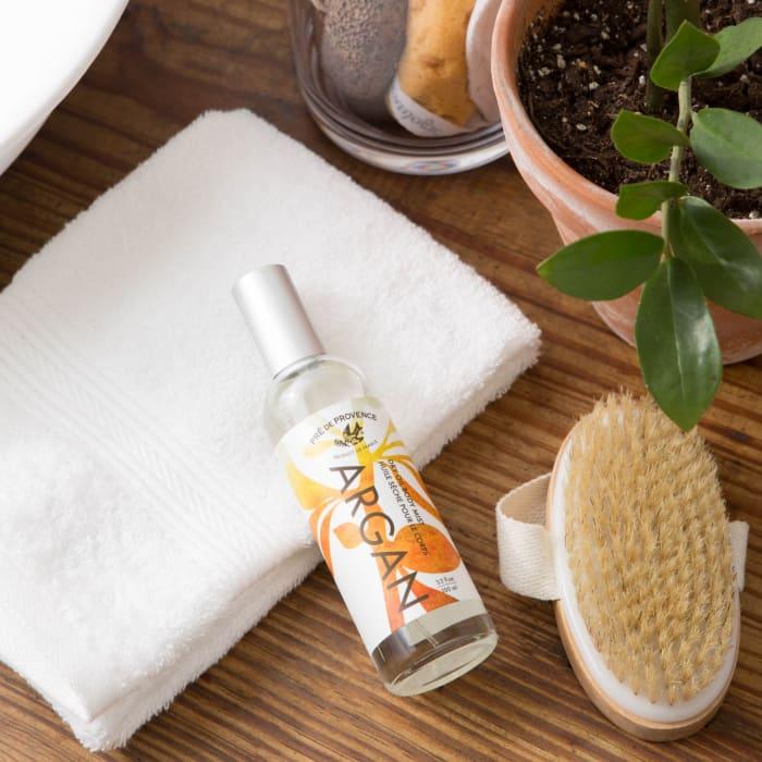 Argan Sweet Orange Dry Oil