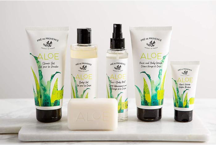 Aloe Hand Cream