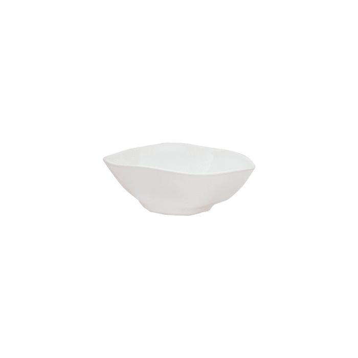 RYO 6 Piece White Dinner Soup Bowl Set