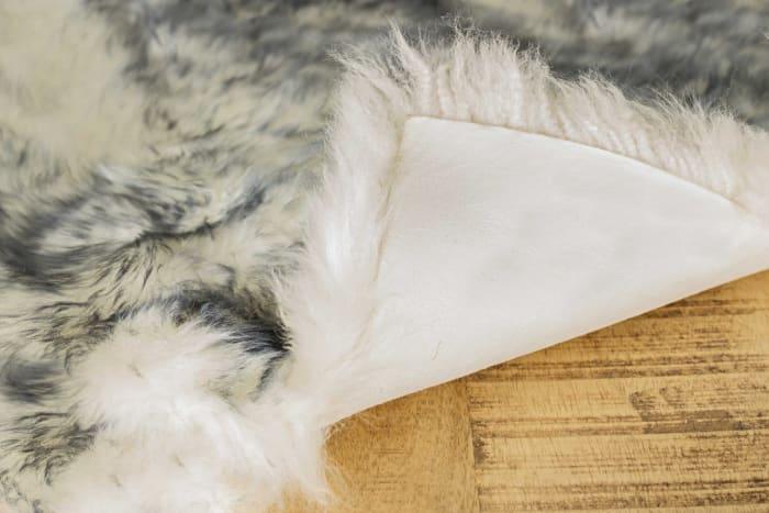 Sheepskin Gray Seat Cover