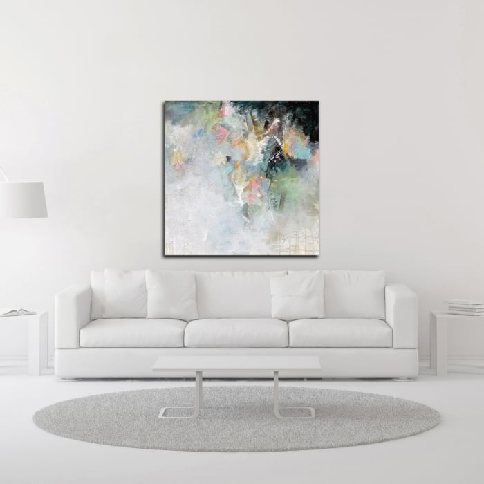 Enveloped by Karen Hale Wrapped Canvas Wall Art