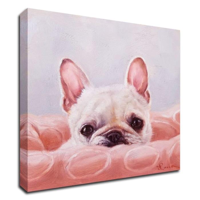 My Happy Place by Lucia Heffernan Wrapped Canvas Wall Art