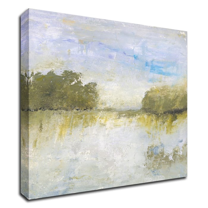 The Fields I Call Home by Lisa Mann Fine Art Wrapped Canvas Wall Art