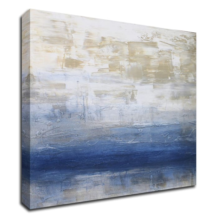 It's Not Over by KR Moehr Wrapped Canvas Wall Art