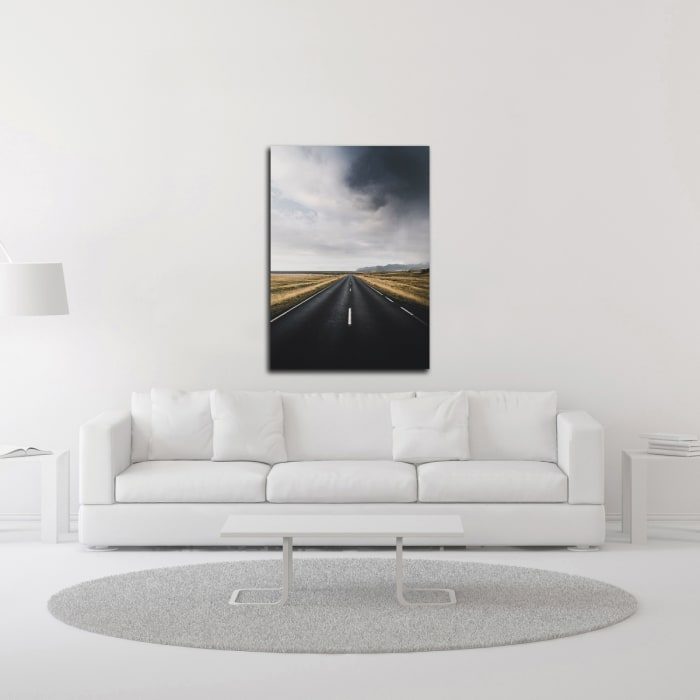 The Way Out by Design Fabrikken Wrapped Canvas Wall Art