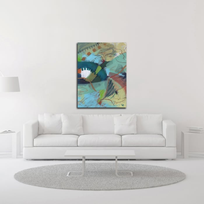 Changes by Ann Thompson Nemcosky Wrapped Canvas Wall Art