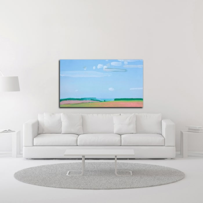 Cloudy Sky by Igor Nekraha Wrapped Canvas Wall Art